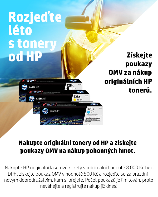 Akce C SYSTEM a HP